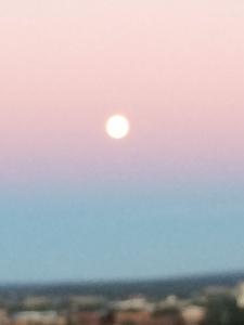 Stor fullmåne